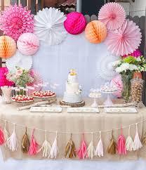49 Cute Baby Shower Dessert Table Décor Ideas Digsdigs