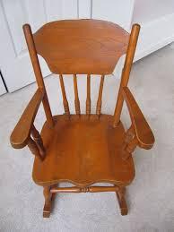 everyday organizing: Rocking Chair Restoration