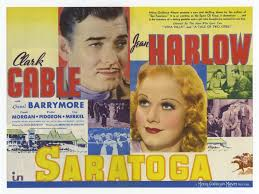 Image result for Saratoga 1937