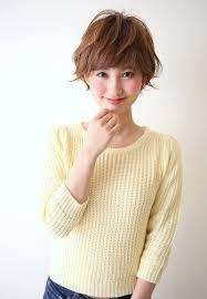 2018春短髪パーマで手軽にイメチェン短い髪の女性に似合う