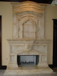 cast stoneapplying an to your cast stone fireplace or vent hood is decorative and also adds a protective layer to this very absorbent material