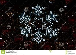 Christmas Lights Star Of David Star Of David At Christmas Tree Stock Photo Image Of Star