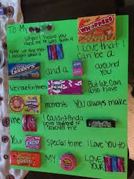 what would be a good birthday present for my boyfriend 12 best fun with candy images