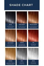 Color Lift Chart Truhair Color Lift Root Cover Powder Medium Brown