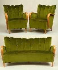 art deco living room furniture. art deco parlor set this is my favorite color green alyssacole100 280 living room furniture l