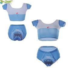 Phim hoạt hình Zig & Sharko Tắm Suits 3D In Mập và The Little Mermaid Đồ  Tắm Phụ Nữ Ngắn Tay Áo Tam Bộ Bikini Bộ|swimsuit women|swimsuit women  shortshark shark - AliExpress