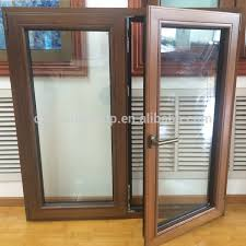 china high quality low e glass tilt and turn window with roto hardware made of wood and aluminium china tilt and turn window hardware roto wood aluminum