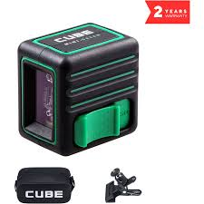 Купить лазерный <b>нивелир ADA instruments CUBE</b> MINI GREEN ...