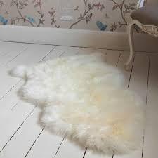 faux fur sheepskin rug ikea