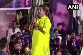 Shiv Sena Likens Bjp Mla Ram Kadam To Alauddin Khilji Over His Anti