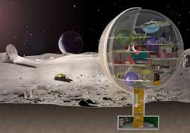 space home. exellent space designed by royal haskoning architechten in nijmegen netherlands this  transparent home concept was designed for lunar living it has no stairs  intended space home g