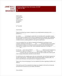 Cover Letter For Civil Engineer Pdf Civil Engineer Cover Cover
