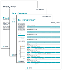 Template Audit Report Oracle Audit Results Sc Report Template Tenable
