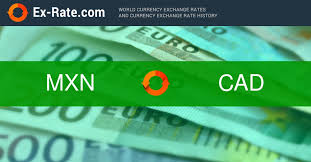 How Much Is 120 Pesos Mxn To Cdn Cad According To The