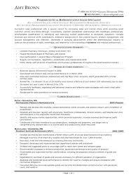 Sales Representative Resume Examples Top Rated Resume Pharmaceutical Sales Pharmaceutical Sales Rep 43