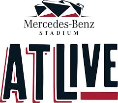 Mercedes Benz Stadium Atlanta Concert Seating Chart Atlive Concert Series At Mercedes Benz Stadium