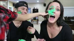 THEY LOOK SO CUTE TOGETHER!! | ROMANATWOOD AND BRITTNEY SMITH - YouTube