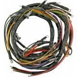 1949 1959 late ford & mercury dash wiring harnesses dash wiring 1950 Ford Wiring Harness dash wiring harness ford v8 only 1950 ford wiring harness
