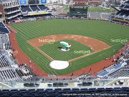 Padres Seating Chart San Diego Petco Seating Chart Padres Stadium Seating Chart