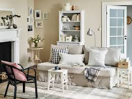 furniture ideas for living rooms. Living Room, Home Decor For Room White Sofa Cushions Vase With Plants Wooden Table Furniture Ideas Rooms