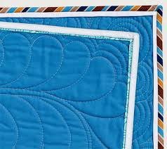 Blog tour! Skip the Borders - quilt binding ideas - Stitch This ... & Quilt binding flanges Adamdwight.com