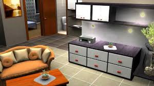 D Maya House Interior Visualisation  YouTube - 3d house interior
