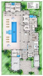 Small Picture Best 10 House plans with pool ideas on Pinterest Sims 3 houses