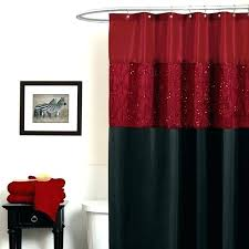 shower curtain red shower curtains for c curtain target surprising bathroom red shower curtains shower curtain