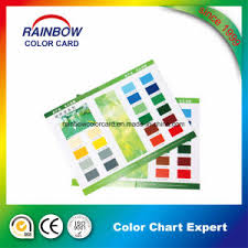 Printing Colour Chart Deposit Printing Colour Chart Paper Card Board