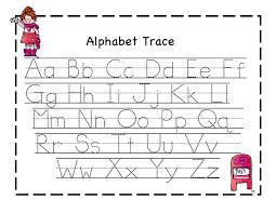 Val Alphabet Trace
