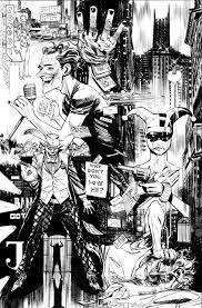 小丑變成正常人並且還用了名字從政蝙蝠俠最新故事白色騎士揭曉