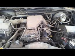 Used 2007 Toyota Tacoma Engine Engine Assembly 2.7l (vin X, 5th D