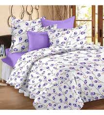 Buy Multicolour 100 Cotton 88 X 100 Inch Magic Bed Sheet Set by