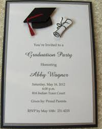graduation party invitation templates for word invitations ideas templates graduation party invite
