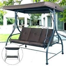 garden treasures porch swing patio canopy replacement