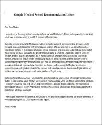 Sample Professor Recommendation Letter  Sample Recommendation     Shishita world com Letter of Recommendation Form for Graduate School Admission PDF