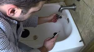 Unclogging A Bathroom Sink How To Unclog Your Bathtub Drain In 5 Minutes Youtube