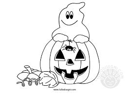Disegni Da Colorare Di Halloween Zucche Migliori Pagine Da Colorare