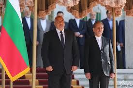 Image result for سفر نخست وزیر صوفیه به تهران