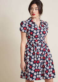 Floral Pattern Dress Interesting Inspiration Design