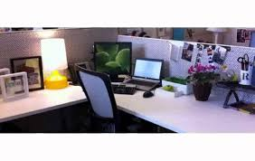 Cool Cubicle Decoration Themes In Office