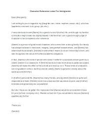 Character Reference Letter Good For Court Sample Judge