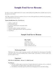 cover letter waitress resume template waitress resume template cover letter waitress resume sample skills for waiter busser waitress no experience xwaitress resume template extra