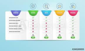 Cogwheel Service And Analytics Chart Icons Simple Set