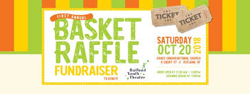 Raffle Event Rutland Youth Theatre Basket Raffle Rutland Region Chamber Of Commerce