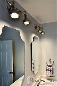 bathroom magnificent western vanity lights modern farmhouse