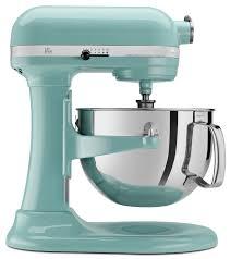 kitchenaid 600 super capacity 6 quart pro stand mixer kp26m1xaq aqua sky blue 1 of 1free