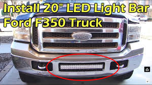 2005 Ford F350 Cab Lights