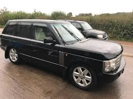CURRENTLY BREAKING... 2003 RANGE ROVER L322 - 4.4i V8 VOGUE PETROL ...