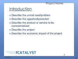 Project Proposal Presentation Project Name Project Proposal Presentation To The Virginia
